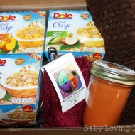 Spring in Minnesota with DOLE Fruit Crisps Cozy Kit {Review & Giveaway}