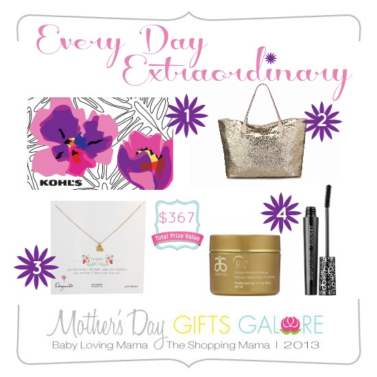 Every Day Extraordinary Giveaway