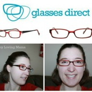 Glasses Direct Offers Prescription Glasses Online | I Can SEE! {Review}