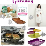 Treat Yourself Giveaway | Mother's Day Gifts Galore