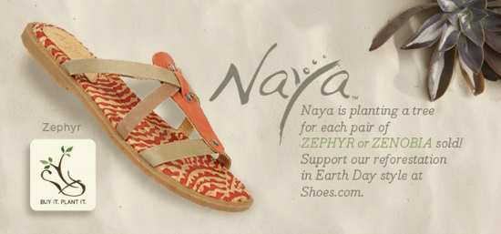 Naya Buy it Plant it Earth Day Facebook Quiz Results