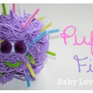 Puffer Fish | Finding Inspiration from Wild Kratts {Craft Tutorial}