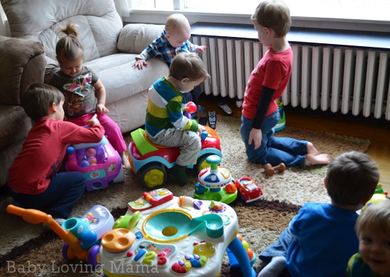 Bright Starts Having a Ball Playdate 3