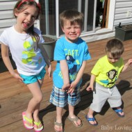 Ready for Summer With Carter's 2013 Summer Collection {Giveaway}