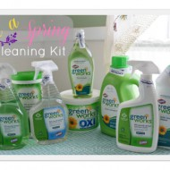 Clorox Green Works Spring Cleaning Kit from Clean It Supply {Giveaway}