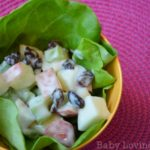 Crunchy Apple Fruit Salad from Betty Crocker