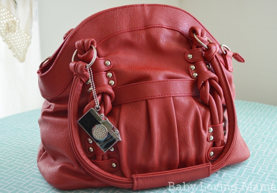 Epiphanie Lola Camera Bag Red 1