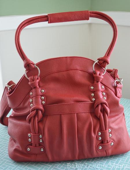 Epiphanie Lola Camera Bag Red 2