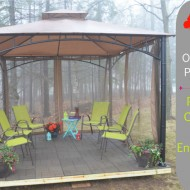 Envirotile Project with The Home Depot: Part Four (The Reveal) #DigIn