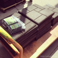 Envirotile Project with The Home Depot: Part Two #DigIn