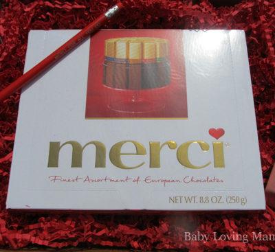 Thank a Teacher with Merci Chocolates {Giveaway} #merciTeachers