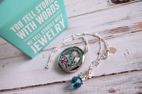 Origami Owl Living Lockets Necklace Mothers Day 2