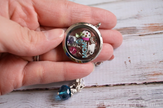 Origami Owl Living Lockets Necklace Mothers Day 4