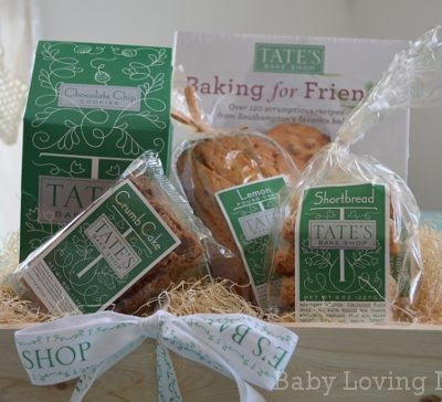 Tate's Bake Shop Mom's Baking for Friends Gift Basket | Mother's Day Gifts Galore