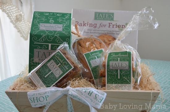 Tates Bake Shop Moms Baking for Friends Gift Basket 1