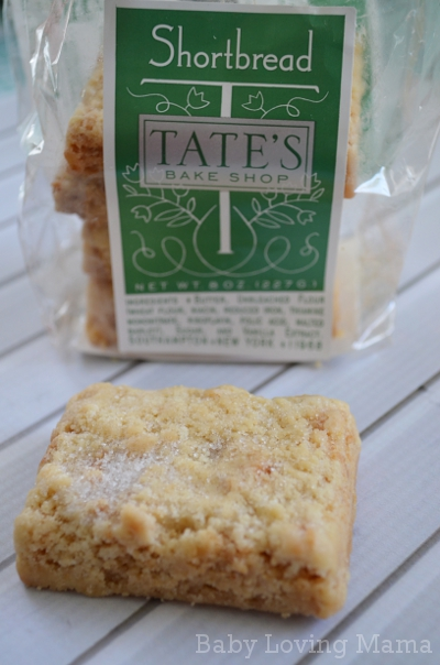 Tates Bake Shop Moms Baking for Friends Gift Basket Shortbread