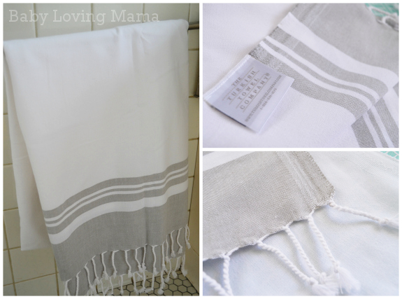 Turkish Towel Company Peshtemal towels