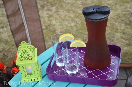 Zak Designs Serving Tray Grape 3