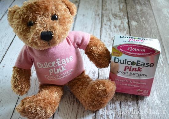 Dulcolease Pink Bear