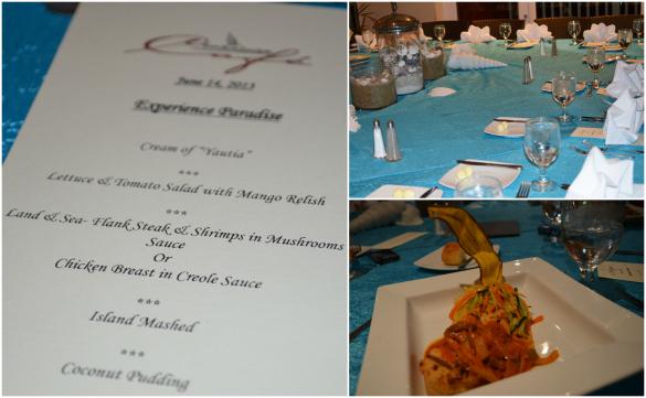 Embassy Suites Dorado Del Mar Puerto Rico Hilton HHonors Getaway Dinner