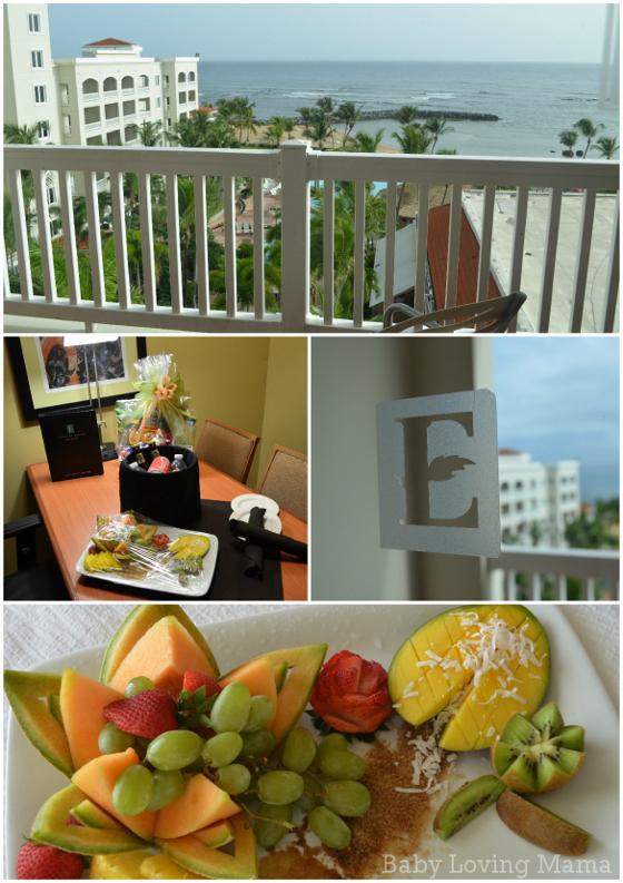 Embassy Suites Dorado Del Mar Puerto Rico Hilton HHonors Getaway Room Extras