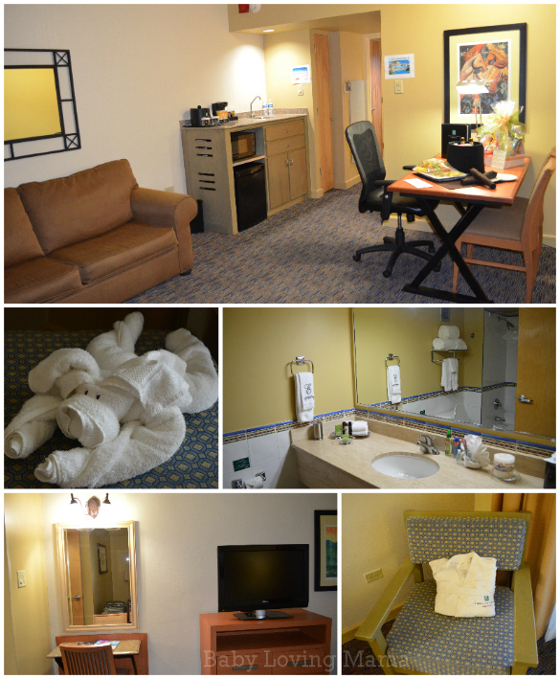 Embassy Suites Dorado Del Mar Puerto Rico Hilton HHonors Getaway Room