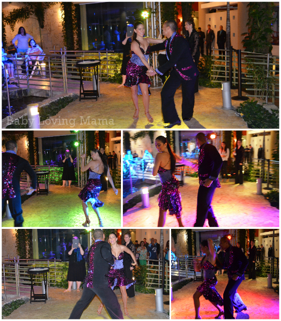 Embassy Suites Dorado Del Mar Puerto Rico Hilton HHonors Getaway Salsa Dancing
