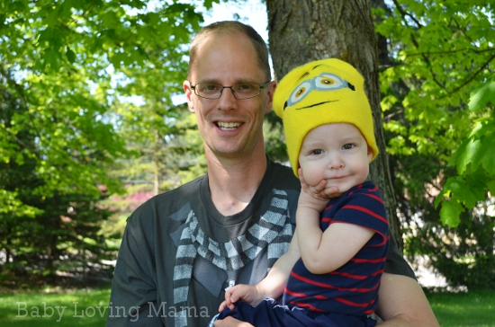 Fathers Day Despicable Me 2 Minion