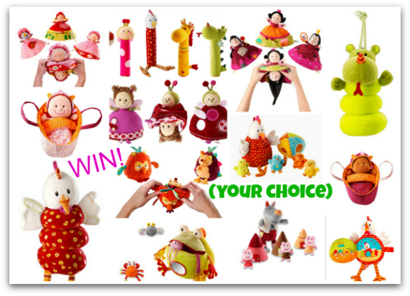 HABA Lilliputiens Collection Giveaway