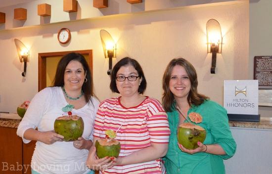 Hilton HHonors Relaxation Getaway Embassy Suites Dorado del Mar Puerto Rico 1