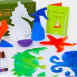 Summer Fun Crafts with Kiwi Crate | July: Wonders of Water Crate Review
