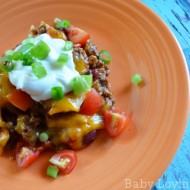 Quick & Easy Beef Burrito Skillet | Dinner Under 30 Minutes #KraftRecipes