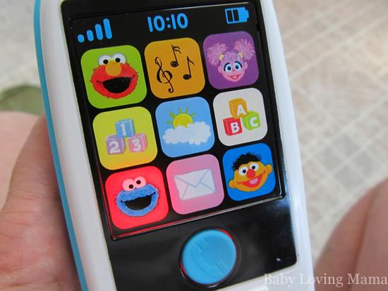 Playskool Sesame Street phone3