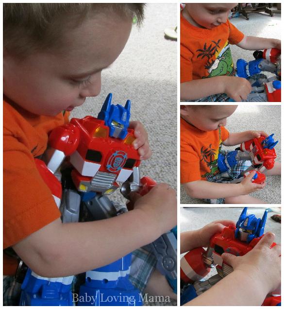 Playskool Transformers Rescue Bots