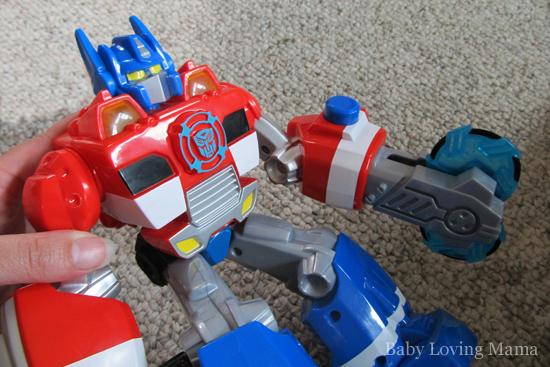 Playskool Transformers Rescue Bots2
