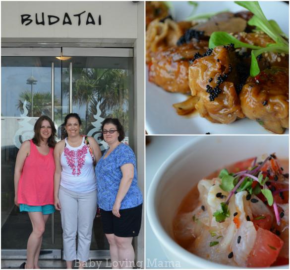 Puerto Rico San Juan Budatai Restaurant Seafood Ceviche Dumplings