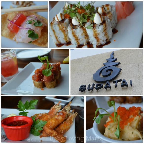 Puerto Rico San Juan Budatai Restaurant Seafood Sushi