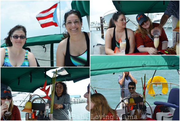 Puerto Rico San Juan Dreamed Daytime Sailing Tour Collage 2