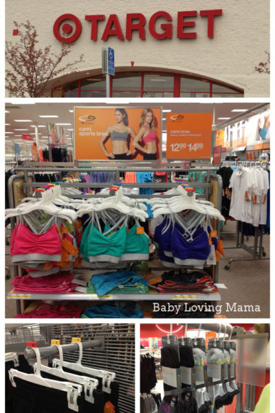 900ad1e854899 Comfortable Activewear at Target #C9atTarget - Finding Zest