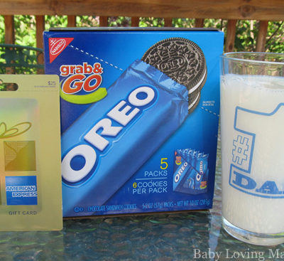 OREO Spreading Wonder to Dads Everywhere {Giveaway}
