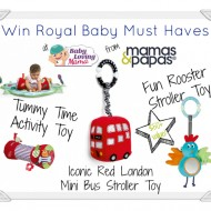 Mamas & Papas: Royal Baby Must Haves Facebook Sweepstakes {Giveaway}