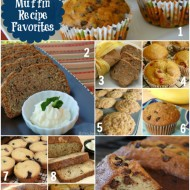 Muffins and Breakfast Breads | Favorite Recipes Roundup