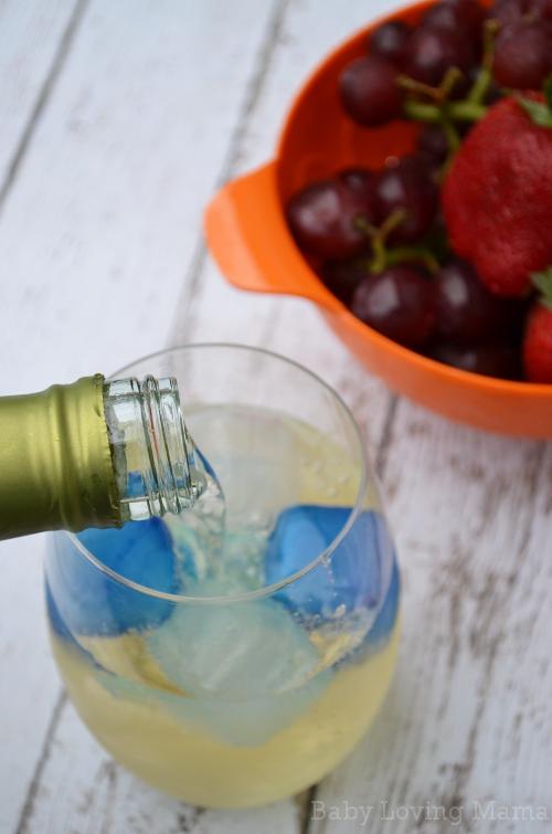 Turning Leaf Refresh Crisp White Pour