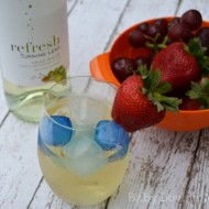 Enjoy Wine Over Ice this Summer with Refresh by Turning Leaf {Giveaway} #WineOverIce