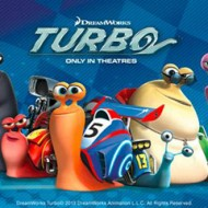 TURBO Movie 3D : Hits Theaters July 17th {Giveaway}  #TurboMovie