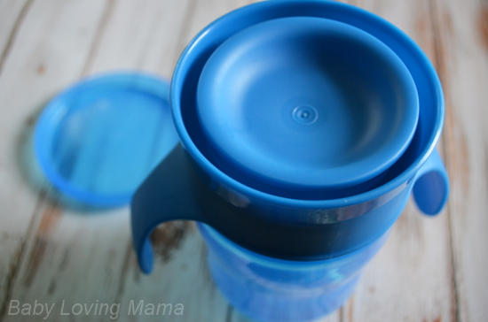 AVENT My First Natural Training Cup Blue