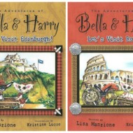 The Adventures of Bella & Harry {Book + Child-Friendly Digital Camera Giveaway}