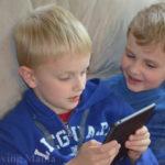 Interactive Digital Reading with Alice in Wonderland #Alicewinks