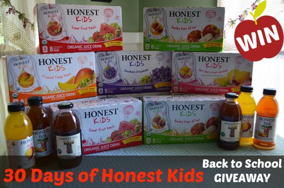 Honest Kids BTS Prize Package
