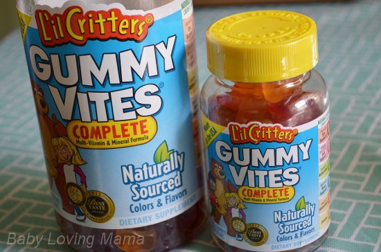 Lil Critters Gummy Vites Childrens Vitamins 1